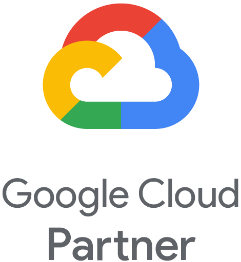 Rocket Domains Google Cloud Partner Badge