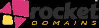 Rocket Domains Trademark Logo